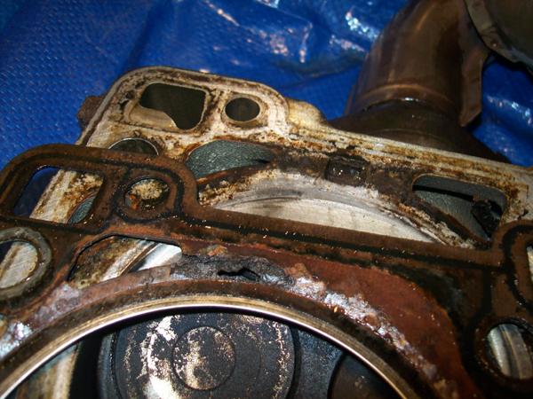 Blown Head Gasket Photos - Fixed! - Rennlist - Porsche